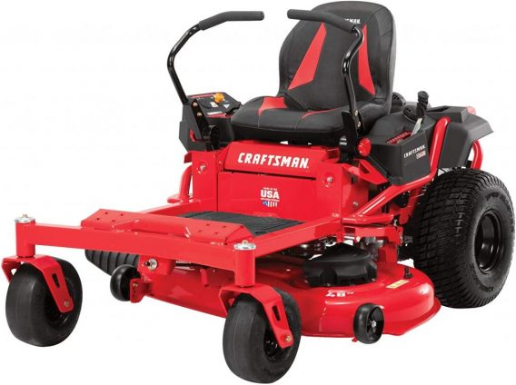 Best Lawnmower For 5 Acre Lot-Craftsman Z525 Zero Turn Gas Mower