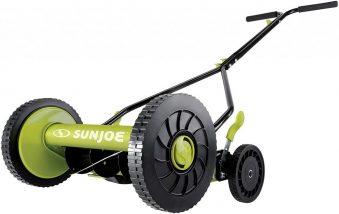 Best Reel Lawn Mower - Sun Joe MJ Reel Mower