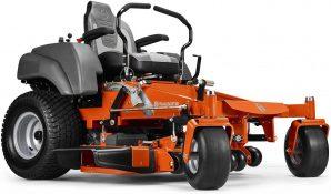 Best Lawn Mower For 3 Acres - Husqvarna MZ61 Zero-Turn Riding Mower