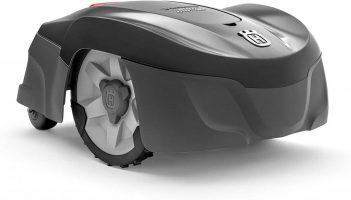 Best Lawnmowers For 1/2 Acre Lot - Husqvarna Automower 115H Robotic Lawn Mower