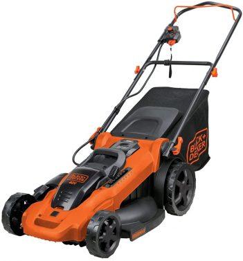 Best Lawnmowers For 1/2 Acre Lot-BLACK+DECKER Cordless Mower
