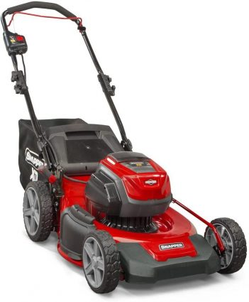 Best Lawnmowers For 1/2 Acre Lot - Snapper XD 82V MAX Lawn Mower