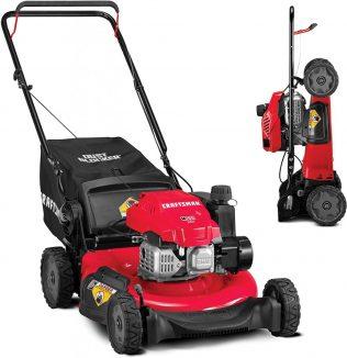 Best Gas Lawnmowers - Craftsman Gas Lawnmower