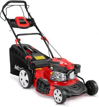Best Gas Lawnmowers-Mellcom Gas Lawn Mower