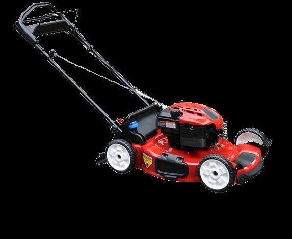 hp lawn mowner