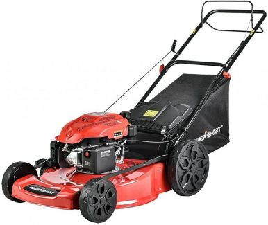 Best Self Propelled Lawn Mower-POWER SMART DB2321s