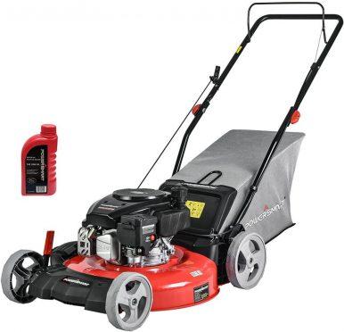 Best Gas Lawn Mower Under $300-PowerSmart 21-inch Lawn Mower