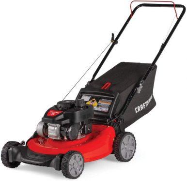 Best Gas Lawn Mower Under $300-Craftsman 21-inch Lawn Mower