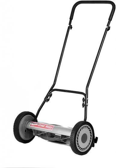 Best Push Lawn Mower Under $300-Push Reel Lawn Mower by Great States