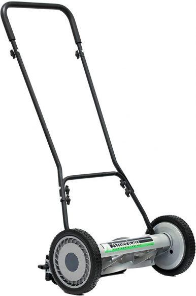 Best Push Lawn Mower Under $300-American Lawn Mower Company's 18-inch Lawn Mower