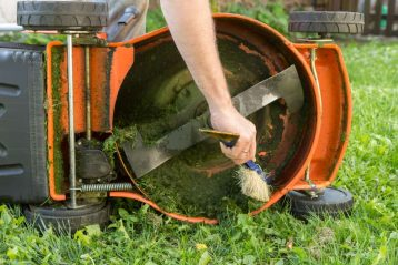 Maintaining Your Lawn Mower Annual Checklist and Cleaning Tips