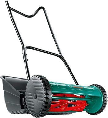 The Best Manual/Push Lawnmowers 2021 Bosch AHM 38 G Manual Garden Lawn Mower