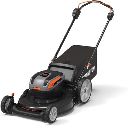 Five Best Electric Lawnmowers to Buy in the USA - Remington RM4060 Cordless Lawnmower