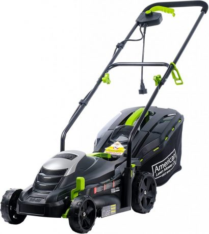 Five Best Electric Lawnmowers to Buy in the USA - ALMC Corded Electric Mower