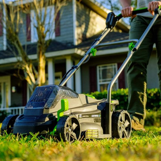 Lawn Mower For Hills