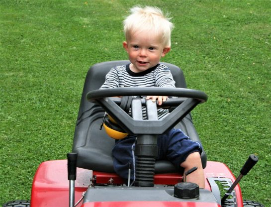 Lawn Mower For Kids